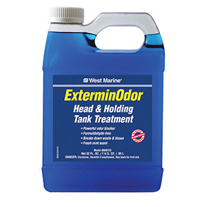 West Marine ExterminOdor head holding tank treatment