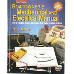 Nigel Calder Boatowner's Mechanical and Electrical Manual