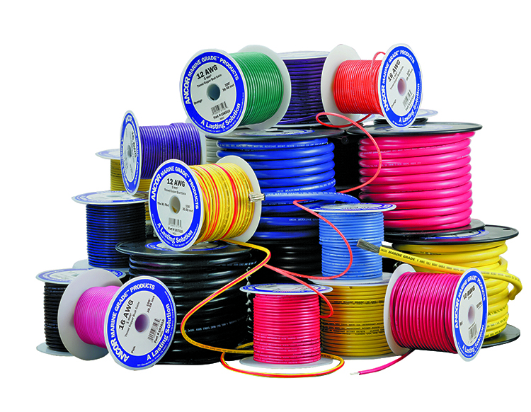 Marine Wire Size And Ampacity West Marine