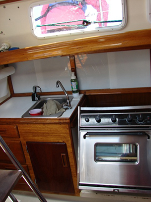 Stove Selection Advice West Marine