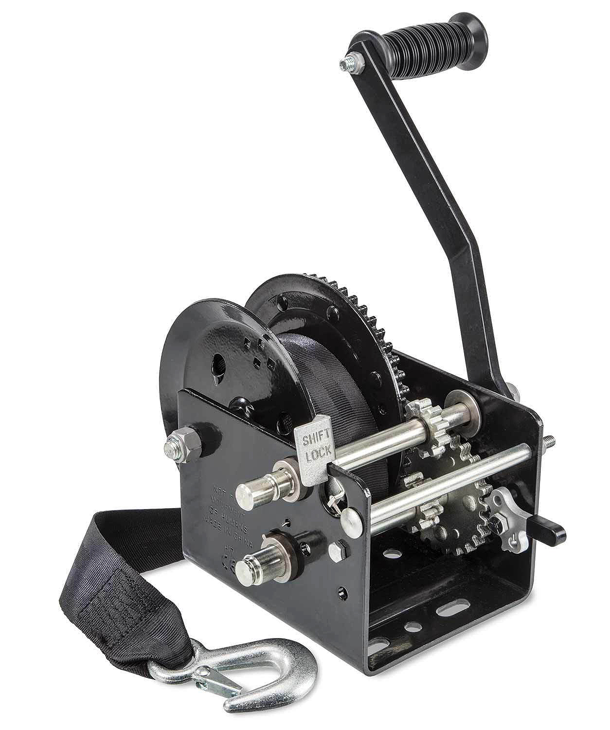 Selecting a Trailer Winch