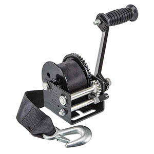 West Marine brand 900 pound trailer winch