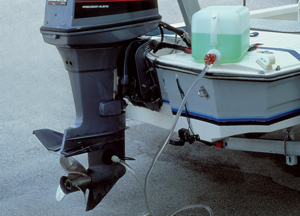 Winterizing Your Outboard Motor