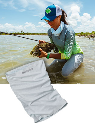 Columbia PFG Deflector™ Neck Gaiter