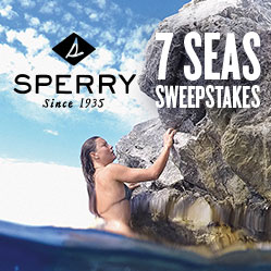 Sperry 7 SEAS Sweepstakes
